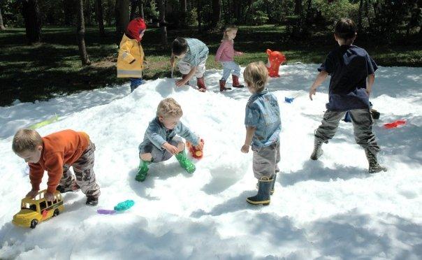 Snow My Yard